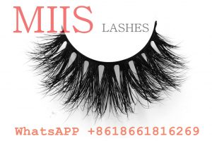 china mink lashes factory