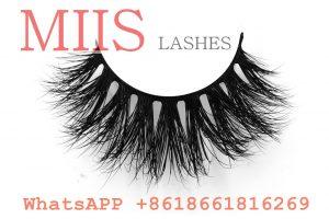 china mink lashes factory