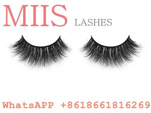 discount clear band mink 3d fur eyelashes