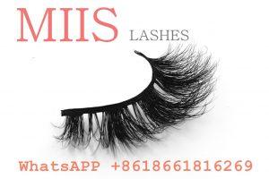 multi-layer mink false eyelashes