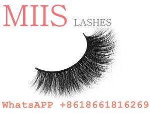 mink fur eye lashes wholesale