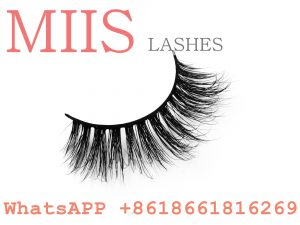 lovely 3d real mink lashes
